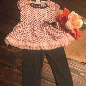 Toddler Girls outfit size 4